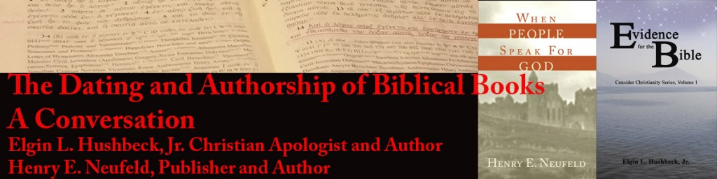 dating and authorship banner
