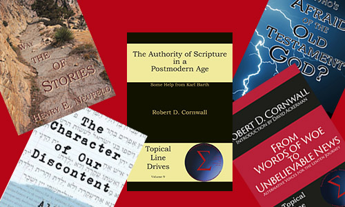 violence and scripture books